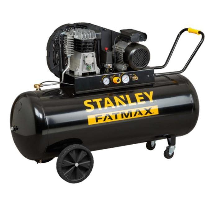 Fotografie Compresor de aer profesional Stanley FatMax, 200l, 3CP, 10bar, 330l/m