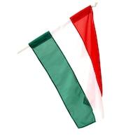 Magyar zászló címer nélkül 60×40cm