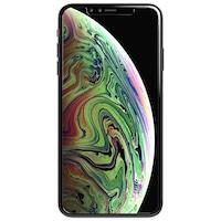 Мобилен телефон Iphone XS MAX с 24 K златен и черен мрамор