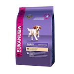 Суха храна за кучета Eukanuba, Puppy Junior, С агнешко и ориз, 2.5 кг