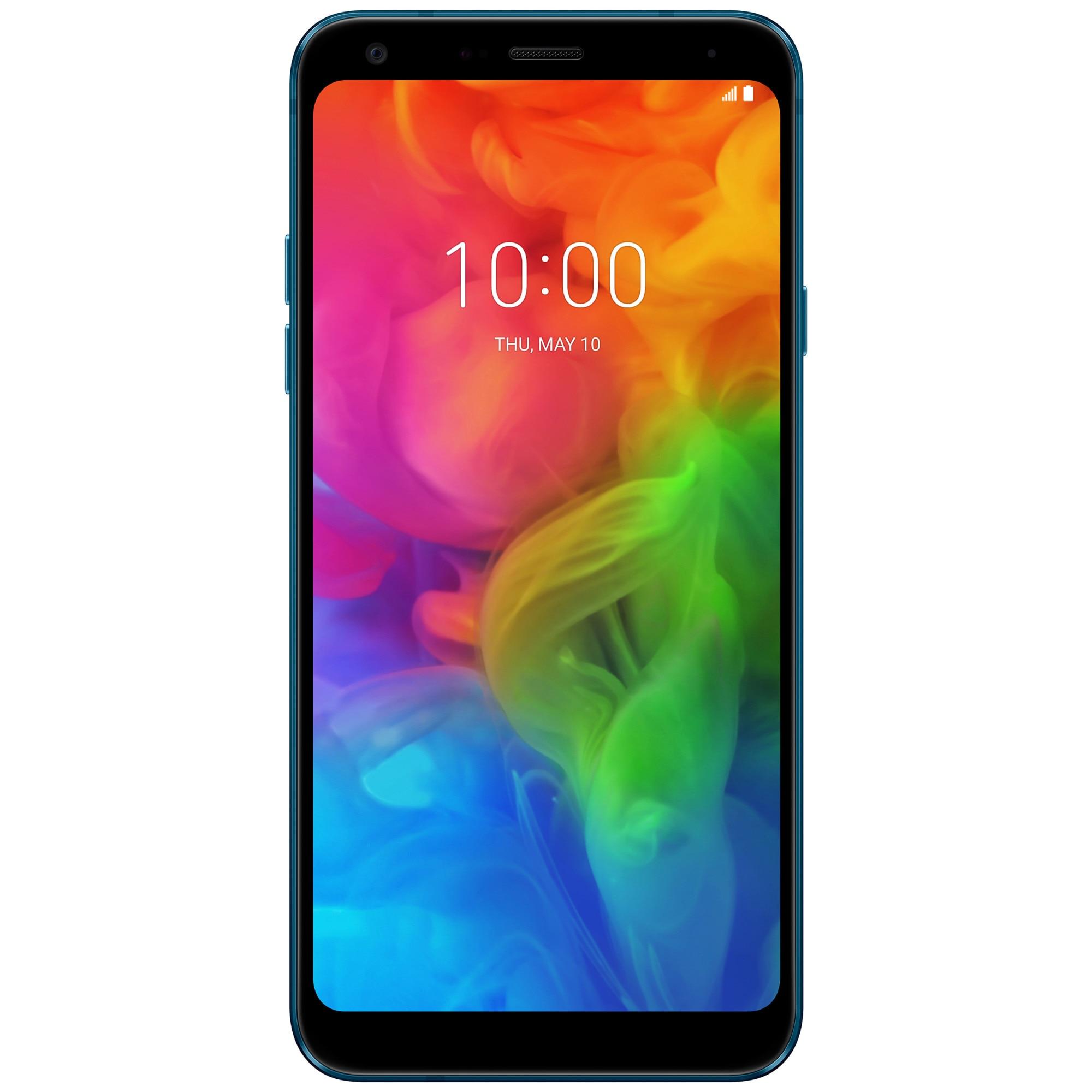 Fotografie Telefon mobil LG Q7, Dual SIM, 32GB, 4G, Blue
