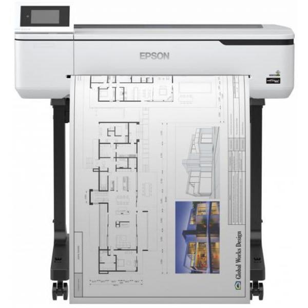"""Fotografie Plotter Epson SureColor SC-T3100 24"""", Retea, Wireless, A1"""
