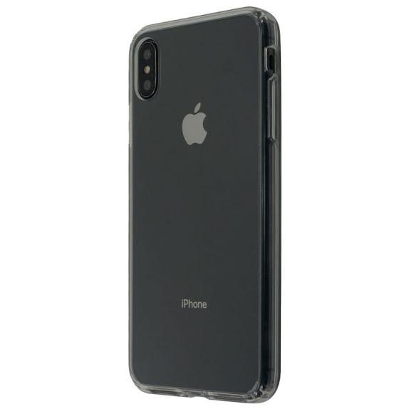 Fotografie Husa de protectie Just Must Pure II pentru Apple iPhone XS / X, Negru