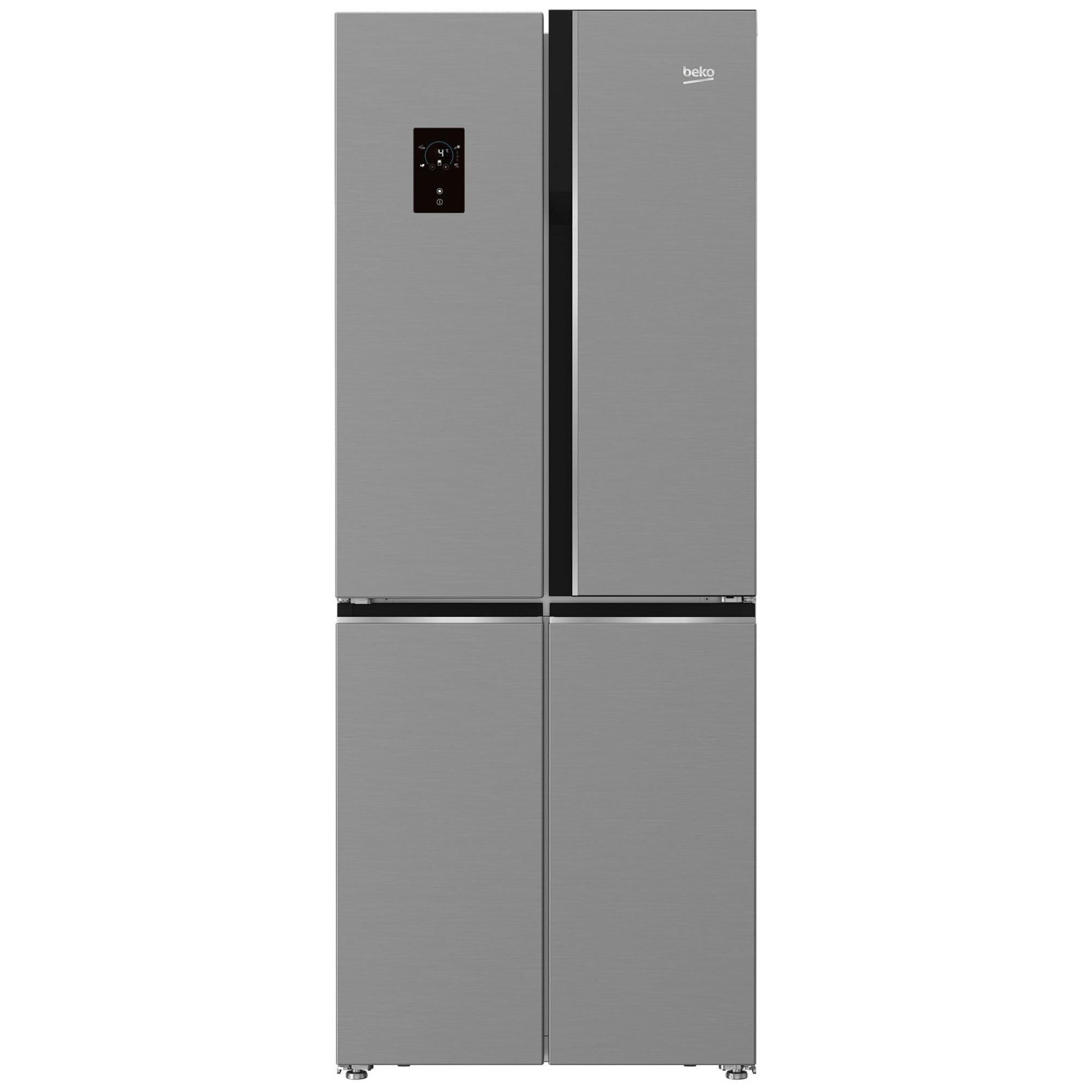 Side by side хладилник Beko GNE480E20ZXP