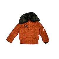 Зимно яке Coccodrillo 52-102QQQ, 122 см, Оранжев