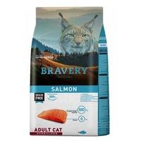 Суха храна за котки Bravery Sterilised, Сьомга, 2 кг