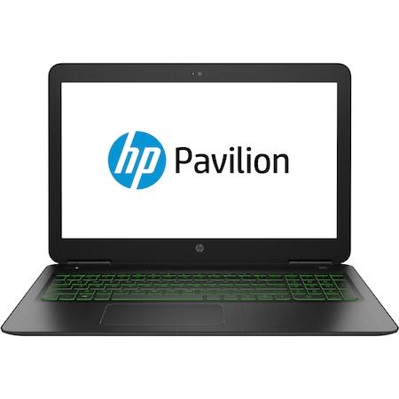 "Лаптоп Gaming HP Pavilion 15-bc408nq with processor Intel® Core™ i7-8750H up to 4.10 GHz, Coffee Lake, 15.6"", Full HD, 8GB, 1TB, NVIDIA GeForce GTX 1050 4GB, Free DOS, Shadow Black"