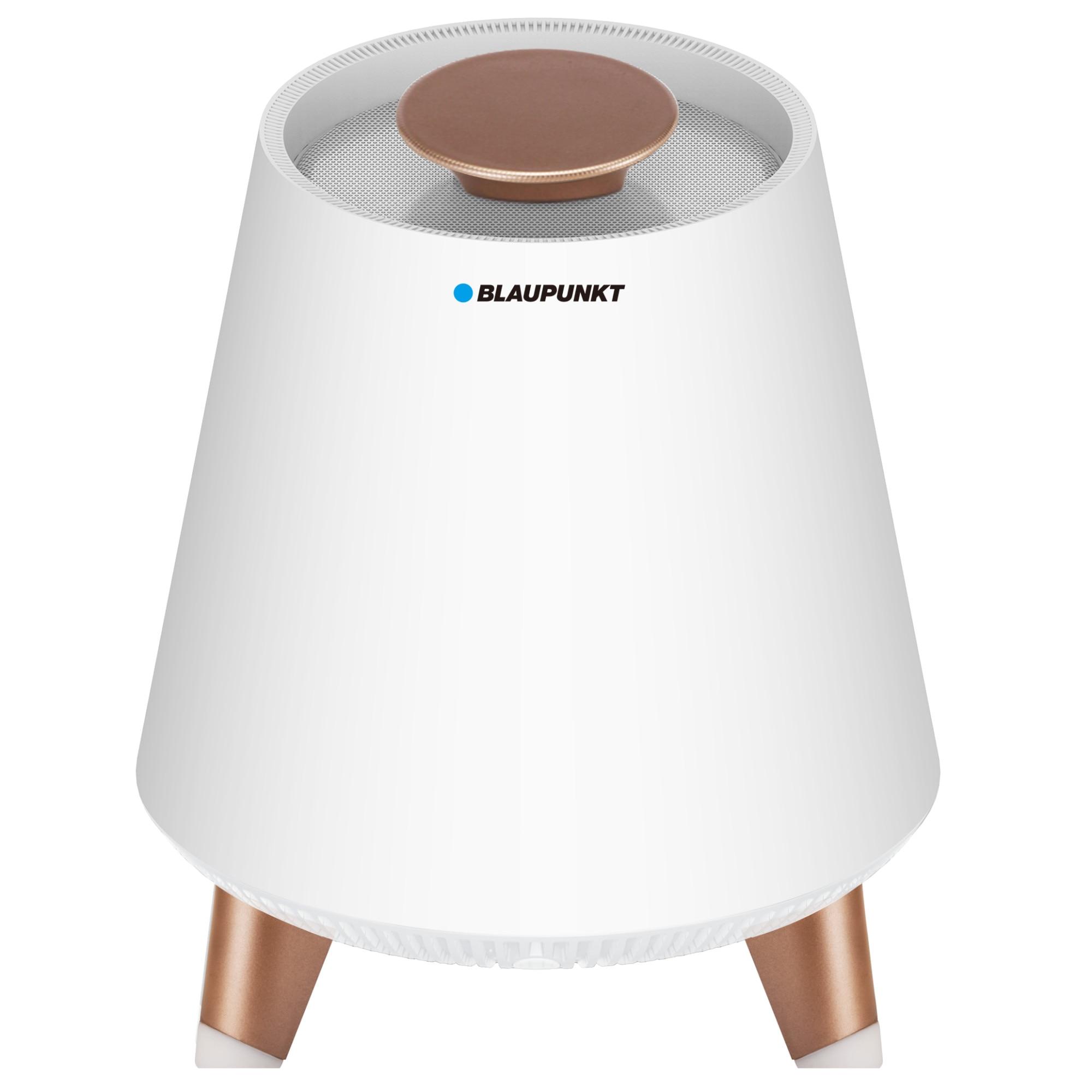 Fotografie Boxa portabila Blaupunkt BT25LAMP, USB, AUX, alarma , APP (iOS/Android),lumina