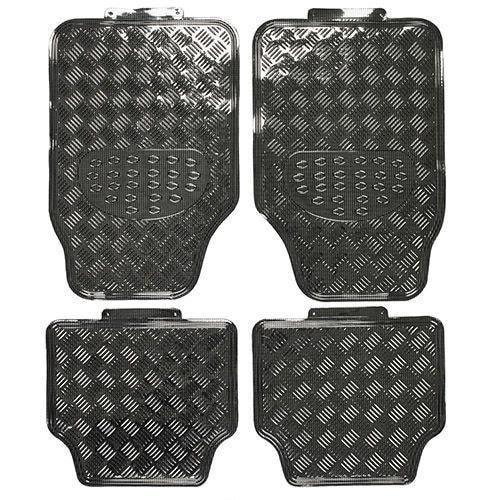 ManiaMall Car RCM 01 univerzális autós gumi szőnyeg, 4 darab