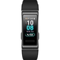 Huawei Band 3 Pro aktivitásmérő, GPS, HR, Obszidián Fekete