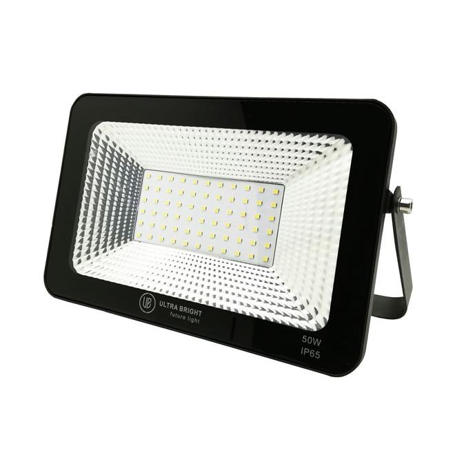Fotografie Proiector LED slim Ultra Bright, 50W, 4000 lm, 6400K, A++, IP65