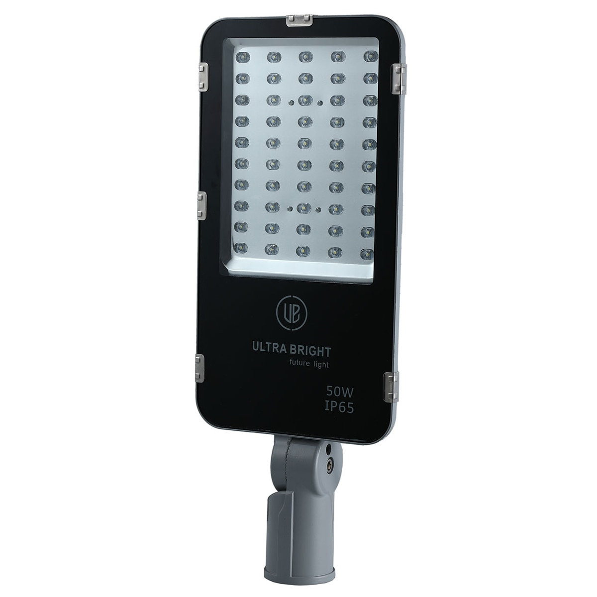 Fotografie Lampa LED iluminat stradal Ultra Bright, 50W, 4500 lm, 6400K, A++, IP65