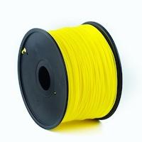 Gembird PLA   Sárga   1,75mm   1kg filament