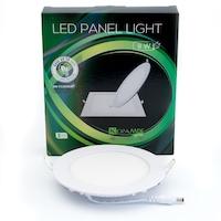 Klaren Slim LED Panel 9W 6500K