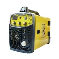 Телоподаващ инверторен комбиниран TIGTAG MIG230XSP Yellow, За СО2 заваряване 3 метра еврошланг