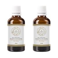 Pure Gold Organic Cordyceps Sinensis with BIO Reishi and Shiitake 2x50ml