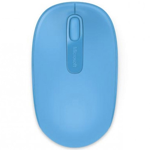 Fotografie Mouse Microsoft Mobile 1850, Wireless, Azuriu