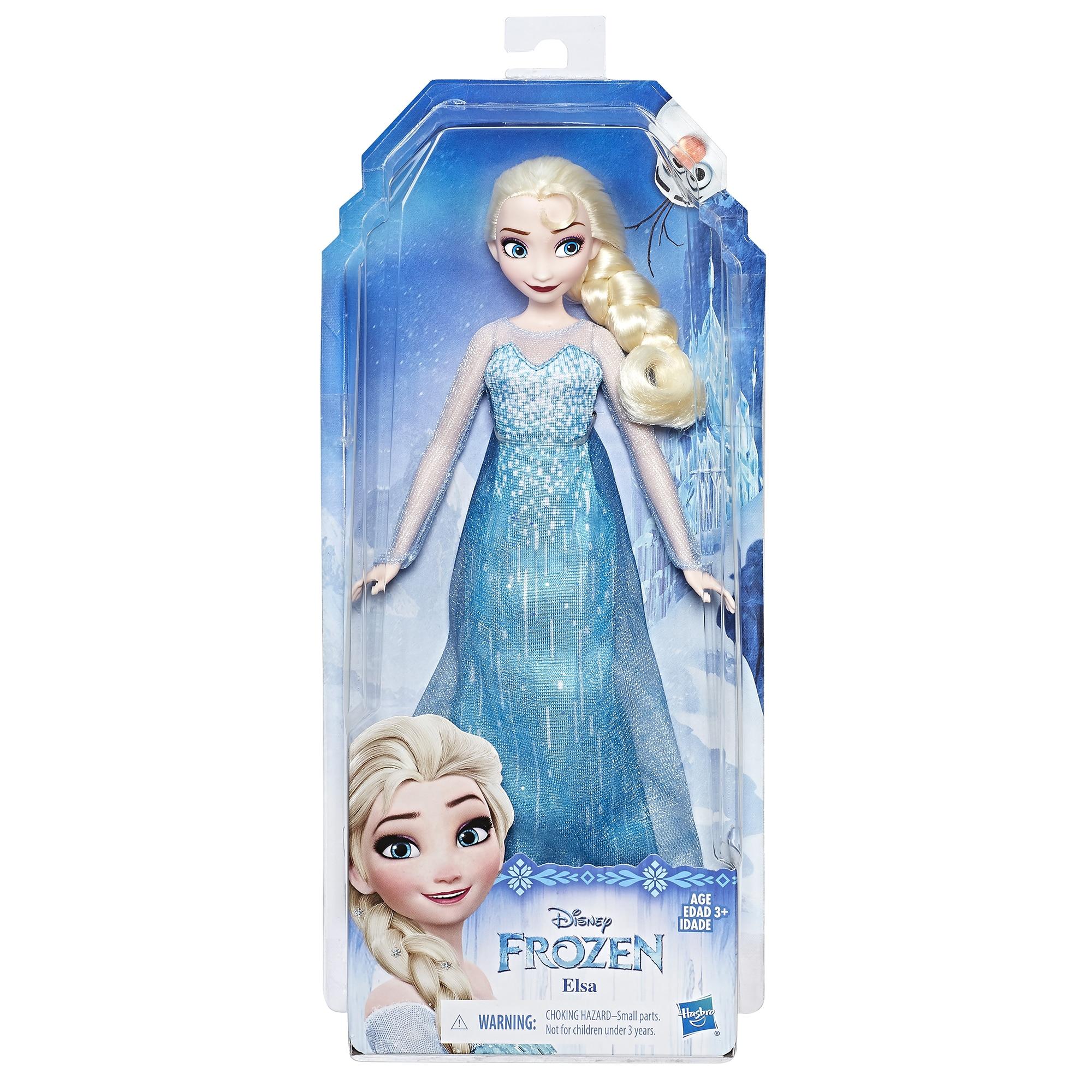 Fotografie Papusa Disney Frozen II - Elsa, 28 cm