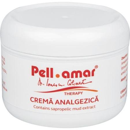 Crema pentru masaj terapeutic Therapy, 250 ml, Pellamar