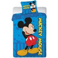 Mickey ovis ágynemű 100x135 cm, kék