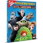 Hotel Transilvania 1, 2, 3: Colectie de 3 filme pe DVD / Hotel Transylvania 1, 2, 3 Movie DVD Collection