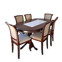 scaun cu aspect de zat de cafea