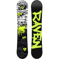 placa snowboard decathlon