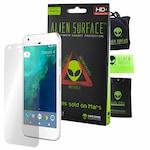 Защитно Фолио Alien Surface HD, Google Pixel, Защита Екран + Alien Fiber