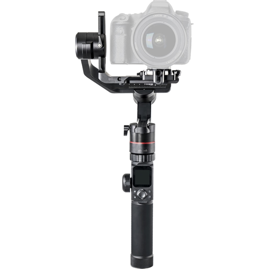 Fotografie Sistem de stabilizare Feiyu Tech Ak4000 pentru DSRL, Single Handle Kit