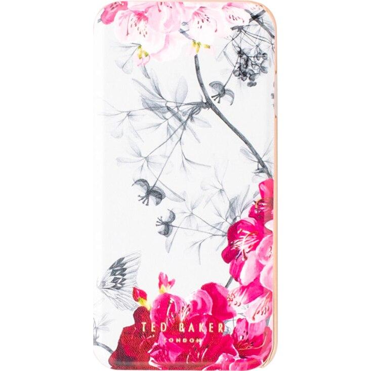 Fotografie Husa de protectie Ted Baker Flip Cover Eldar pentru Apple iPhone 7 / iPhone 8, Multicolor
