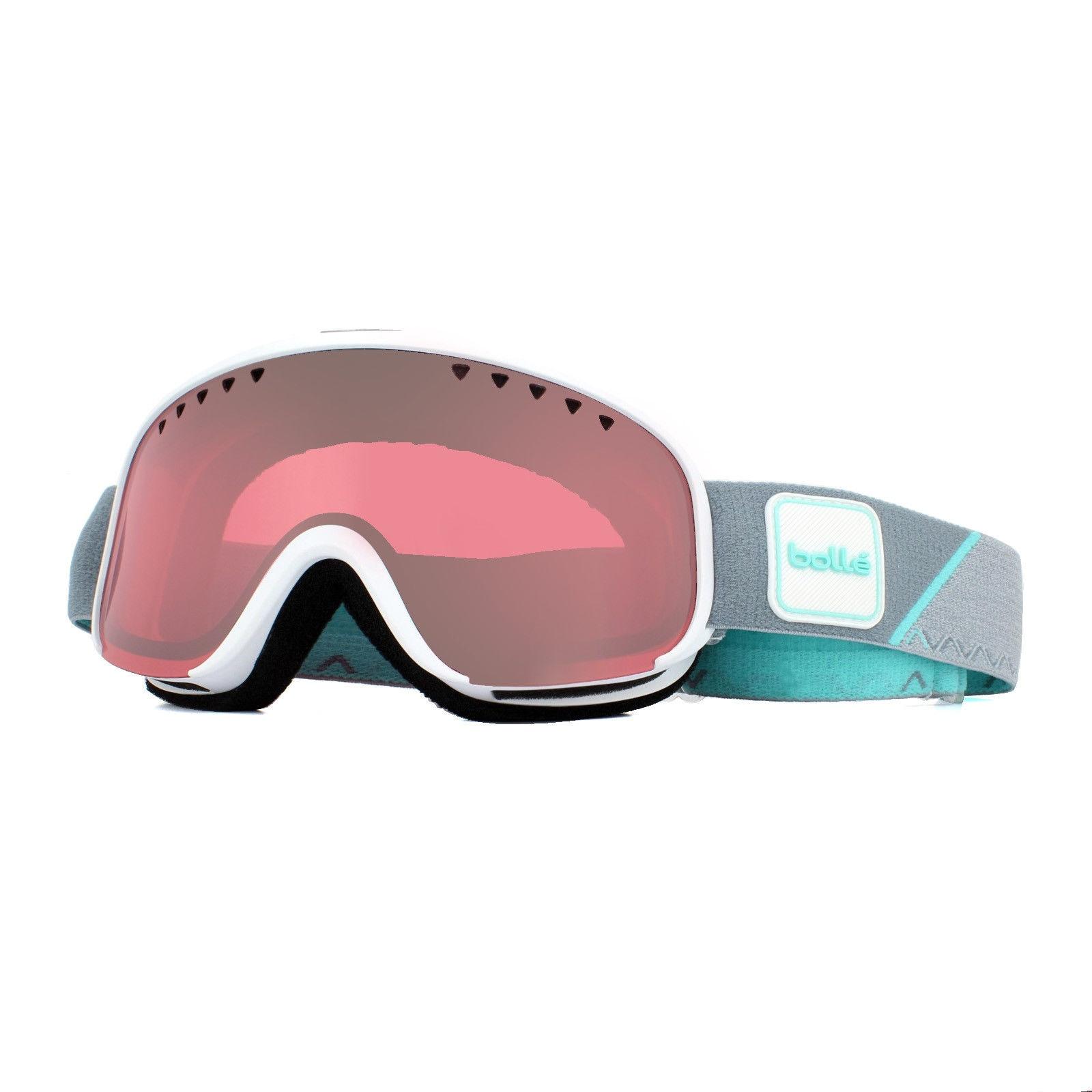 Fotografie Ochelari ski Bolle Scarlett, White/Mint