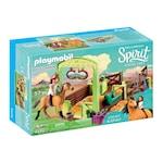 Playmobil Spirit - Място за грижа за коне Lucky & Spirit