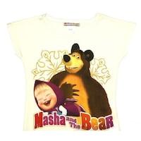 Mása és a medve gyerek póló (méret:134)