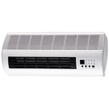 Home fali ventilátoros fűtőtest ( FKF 2001 LCD ) 2019-s modell programozható termosztáttal távirányítóval