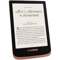 "eBook четец PocketBook Touch HD3, 6"", 16GB, Водоустойчив, WiFi, Bluetooth, Spicy Copper"