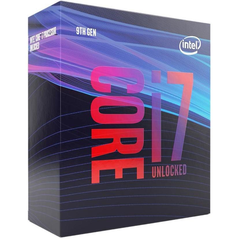 Fotografie Procesor Intel Core i7-9700KF, 3.6 GHz, 12MB, fara grafica integrata, Socket 1151 - Chipset seria 300