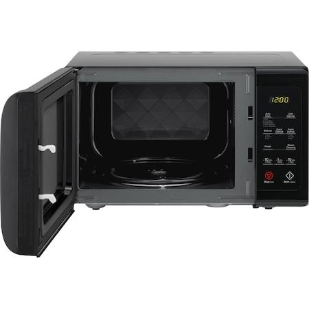 Микровълновa фурнa Daewoo KOR-91RBK, 25 л, 900 W, Digital, Електронен дисплей, Zero&On, SteamCleaning, Чернa
