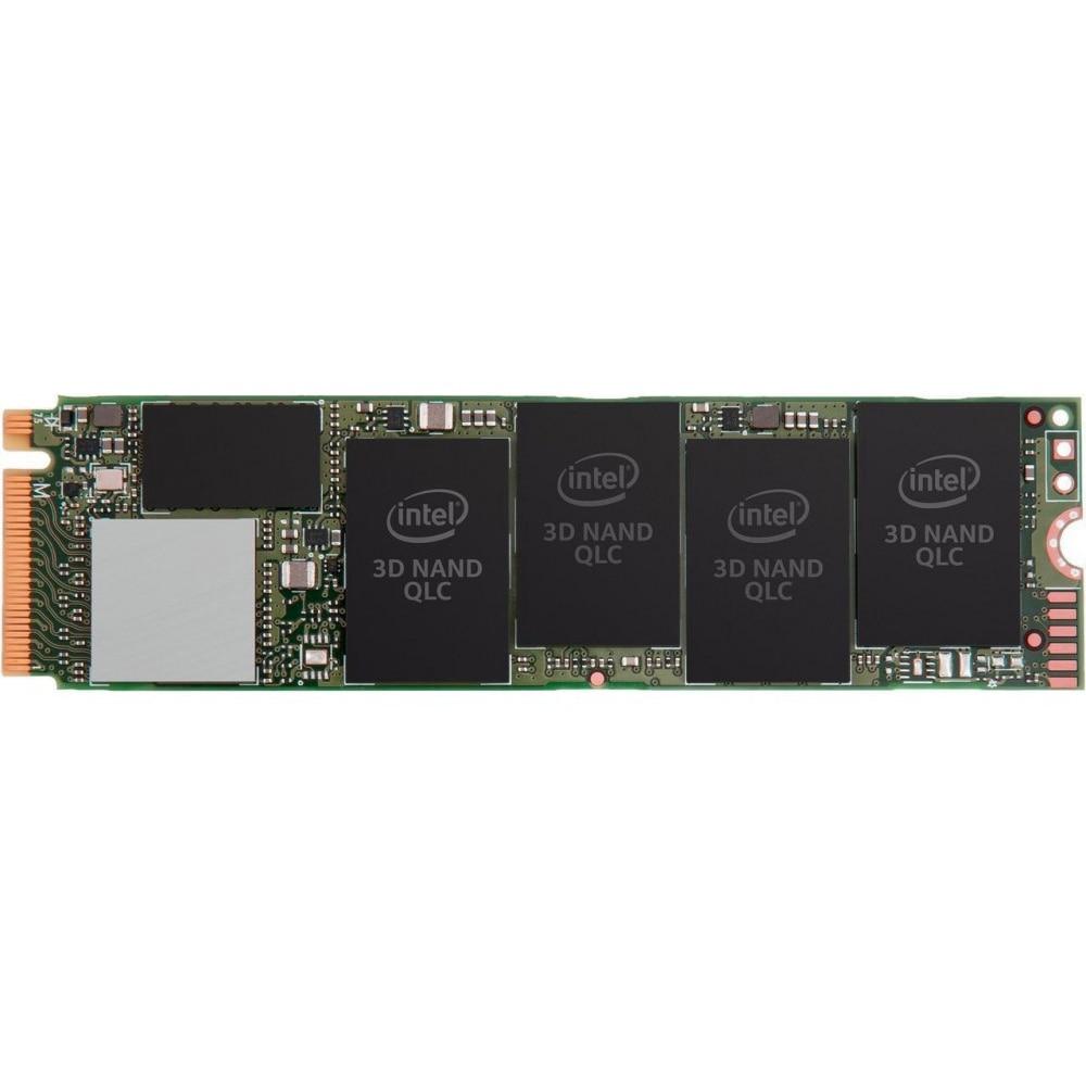 Fotografie Solid-State Drive (SSD) Intel® 660p Series, 512GB, M.2 80mm, PCIe 3.0 x4