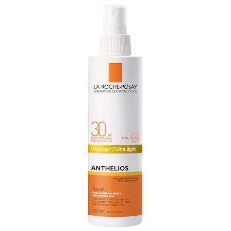 Spray pentru corp La Roche-Posay Anthelios XL SPF 30, 200 ml