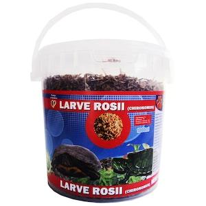 Hrana pentru pesti EXO Chironomus (Larve Rosii) 1000ml