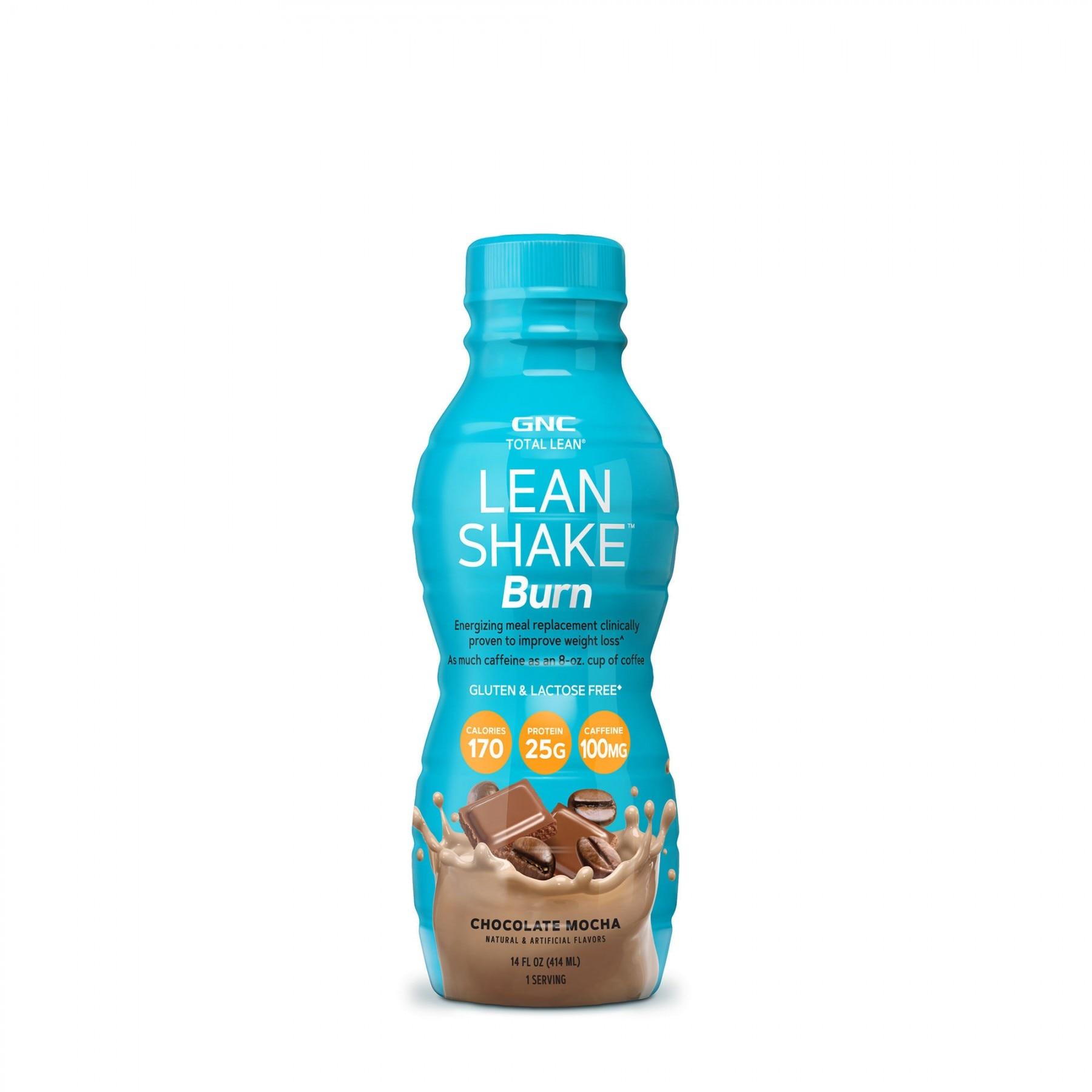 gnc lean shake arde rezultatele pierderii în greutate