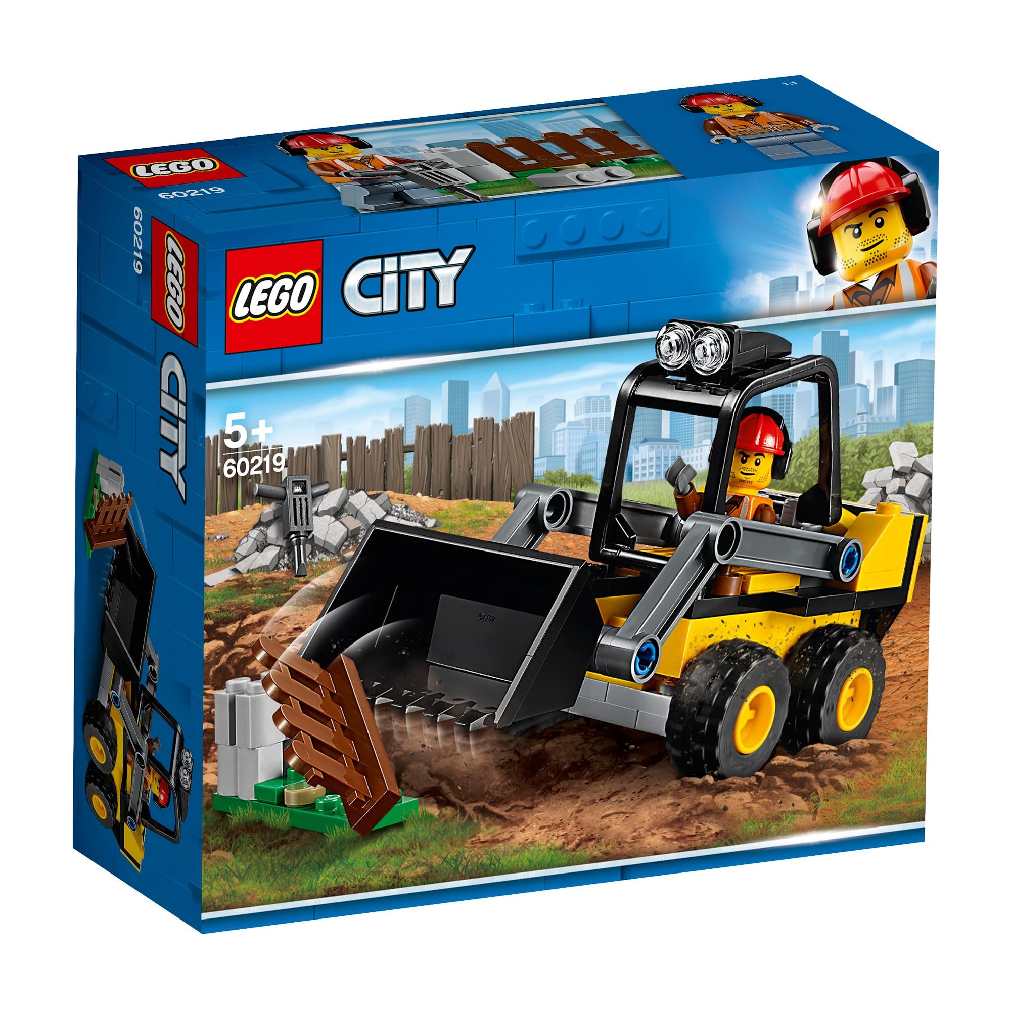 Fotografie LEGO City Great Vehicles - Incarcator pentru constructii 60219