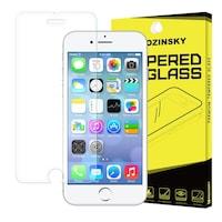 Folie protectie telefon, 9H PRO +, din sticla securizata, pentru Apple iPhone 8, Apple iPhone 7, Apple iPhone 6s, Apple iPhone 6, Transparent
