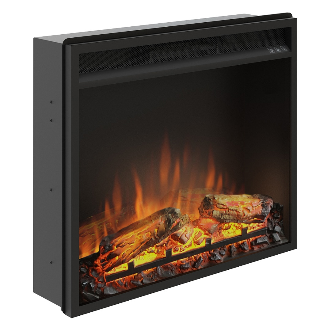 "Fotografie Focar semineu electric incorporabil TAGU PowerFlame, 23"", 23PF1A"