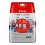 Комплект мастила Canon PG545XL/CL546XL и фото хартия GP-501