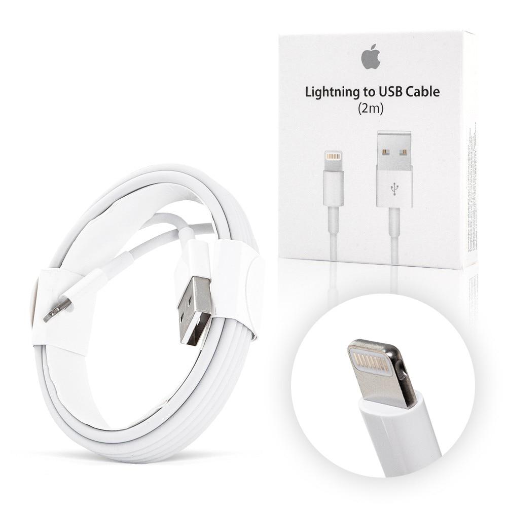 Apple iPhone Lightning eredeti, gyári USB töltő és