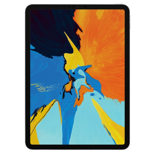 "Fotografie Apple iPad Pro (2018), 11"", 1TB, Wi-Fi, Space Grey"
