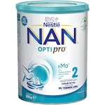 Lapte praf Nestle NAN 2 Optipro, 800 g, de la 6 luni