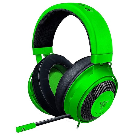 Слушалки Gaming Razer Kraken Tour Edition Green