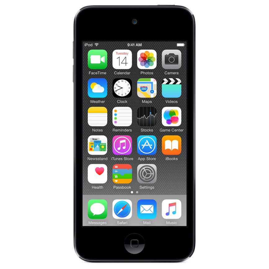 Fotografie Apple iPod Touch 16gb, Space Grey